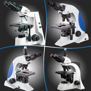 Standardni biološki mikroskopi