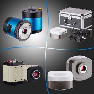 CCD Mikroskopske kamere