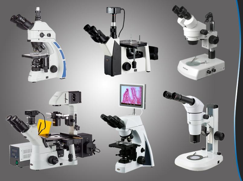 Mikroskopi