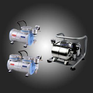 2.8. Vacuum pumpe-kompresori bezuljni