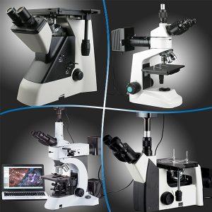 Metalurski Mikroskopi