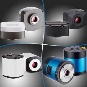 Mikroskopske Kamere