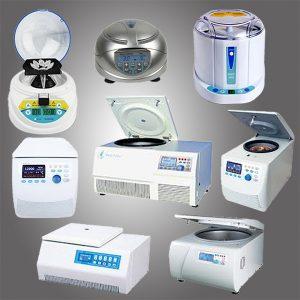 Laboratorijske centrifuge
