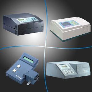 UV VIS spektrofotometri i kolorimetri